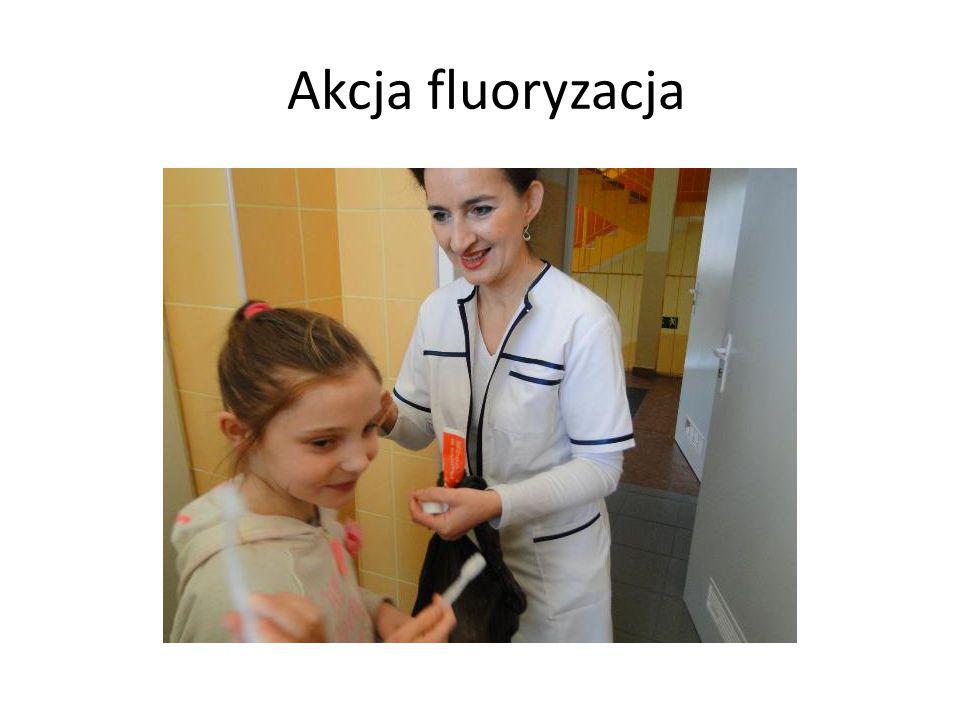 Akcja fluoryzacja