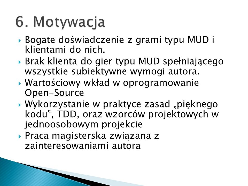  Duży stopień złożoności niektórych funkcji aplikacji (Mapper, protokół TELNET i wiele innych)  Zapewnienie wieloplatformowości poprzez zgodność ze wszystkimi środowiskami obsługującymi technologię Swing i użycie wyłącznie nie-natywnych, otwartych bibliotek (pure Java).