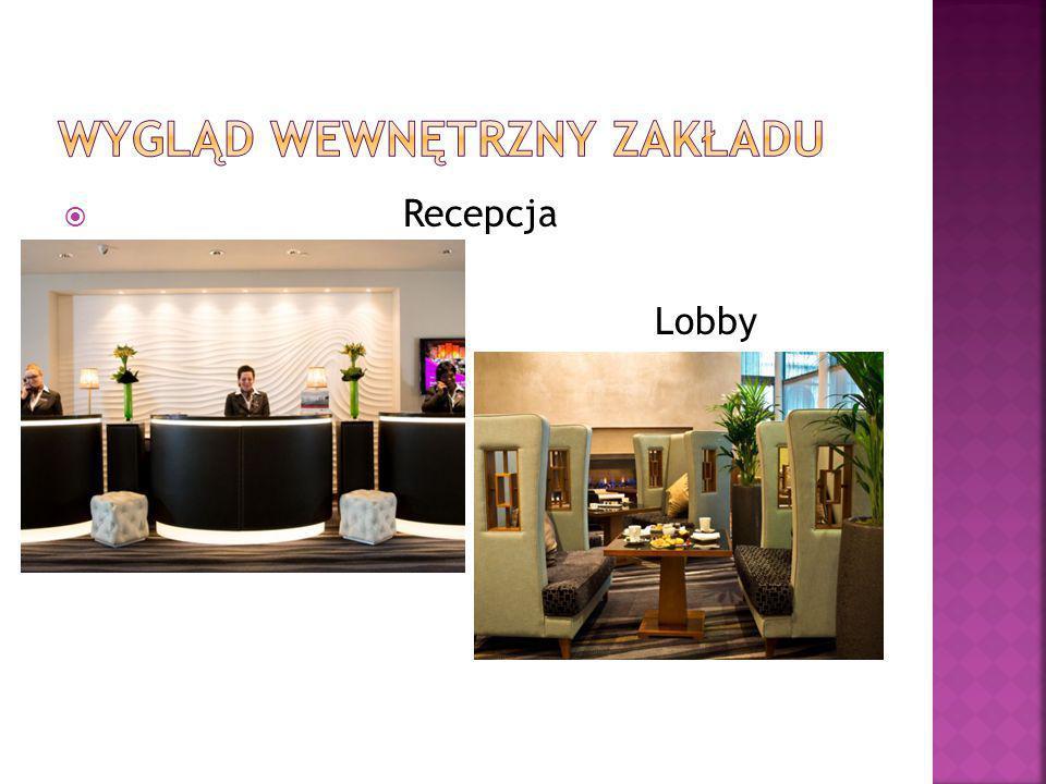  Recepcja  Lobby