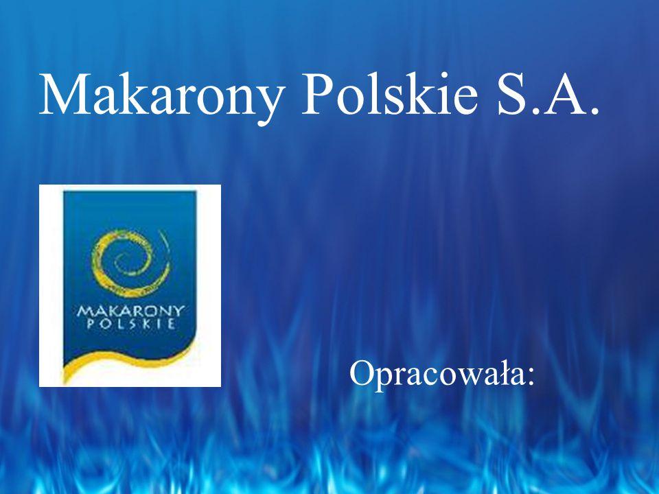 Makarony Polskie S.A.