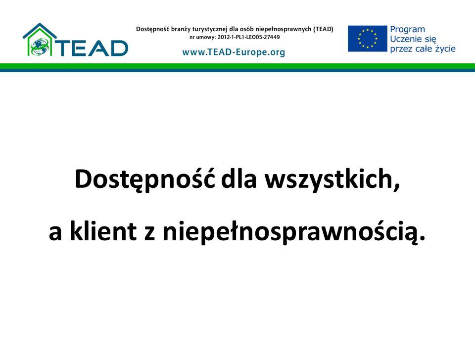 Potencjalna grupa klientów Według danych Eurostat w Polsce pod koniec 2009 r.