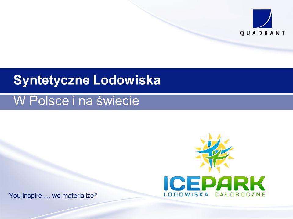 Syntetyczne Lodowiska W Polsce i na świecie