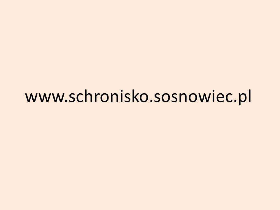 www.schronisko.sosnowiec.pl