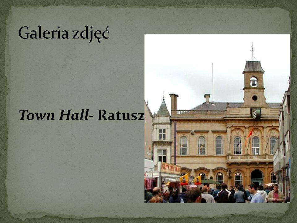 Town Hall- Ratusz