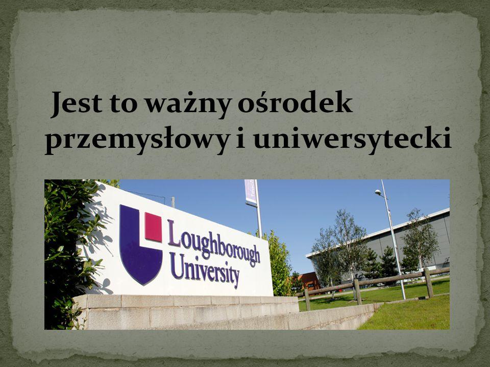 Jest to ważny ośrodek przemysłowy i uniwersytecki