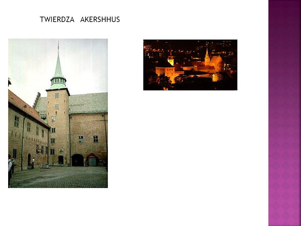 TWIERDZA AKERSHHUS