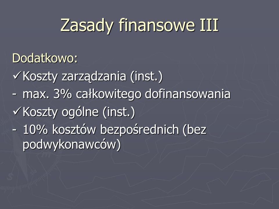 Przykład – faza wyjazdowa Polski naukowiec z 6-letnim doświadczeniem i rodziną wyjeżdża do USA na 2 lata, po czym wraca do instytucji macierzystej na 1 rok Polski naukowiec z 6-letnim doświadczeniem i rodziną wyjeżdża do USA na 2 lata, po czym wraca do instytucji macierzystej na 1 rok Roczne wynagrodzenie: 47000€ x 2 = 94 000€ Miesięczny dodatek relokacyjny: 800 x 24 = 19 200€ Wskaźnik korekcyjny dla USA: 132,5% (94 000 € + 19 200 €) x 132,5% = 149 990€ (94 000 € + 19 200 €) x 132,5% = 149 990€ Zwrot kosztów podróży: 2000 x 2 = 4000€ TOTAL = 153 990€