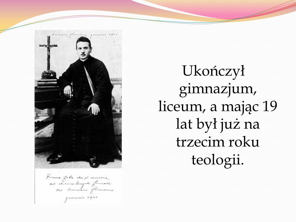 28 października 1958r. został wybrany na papieża w wieku 77 lat. Habemus Papam