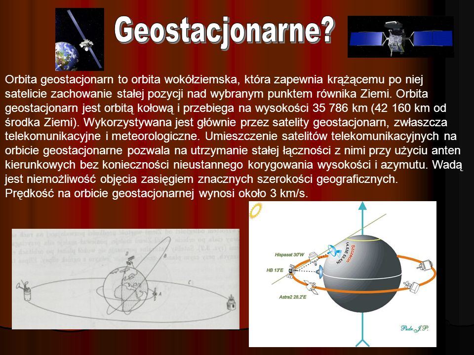 Telewizja satelitarna - telewizja wykorzystąca nadajniki (tzw. transpondery) umieszczone na sztucznych satelitach Ziemi. Cechą charakterystyczną tego