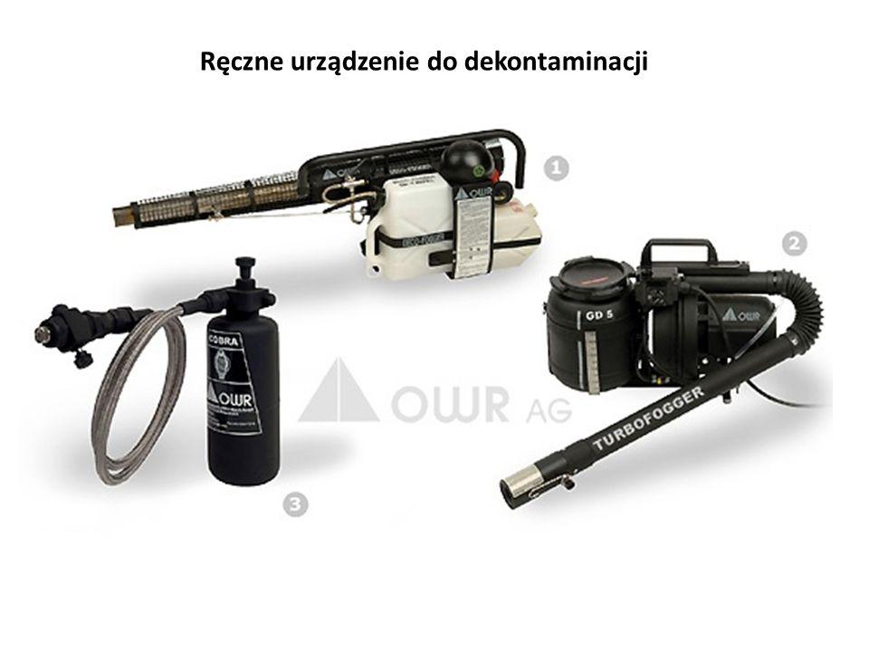 Ręczne urządzenie do dekontaminacji