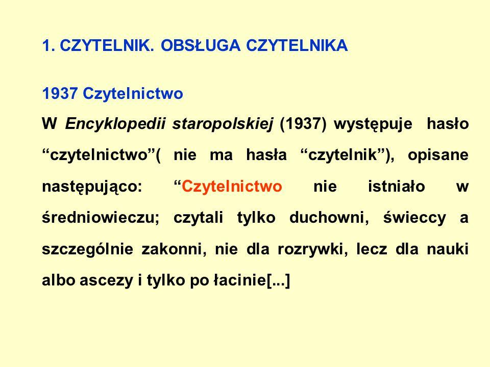 """""""Obsługa - system terminologii Natomiast WIEM (1999) obsługę czegoś z punktu widzenia informatyki określa jako procedurę , z którą wiąże wiele terminów."""