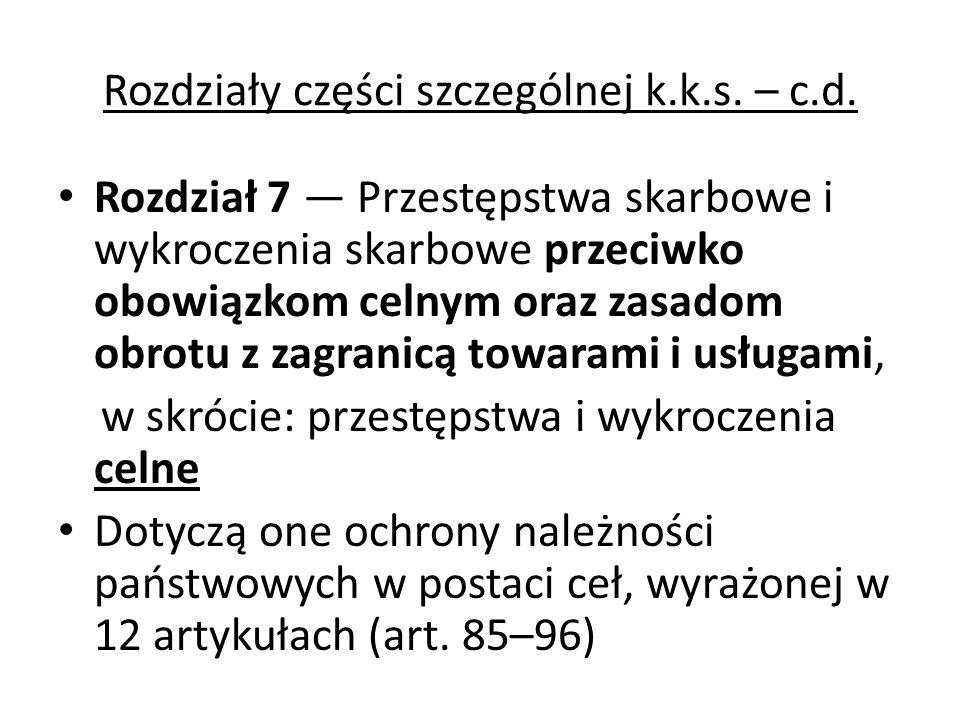 Czyny z rozdziału 9 k.k.s.– c.d. nielegalna sprzedaż losów (art.