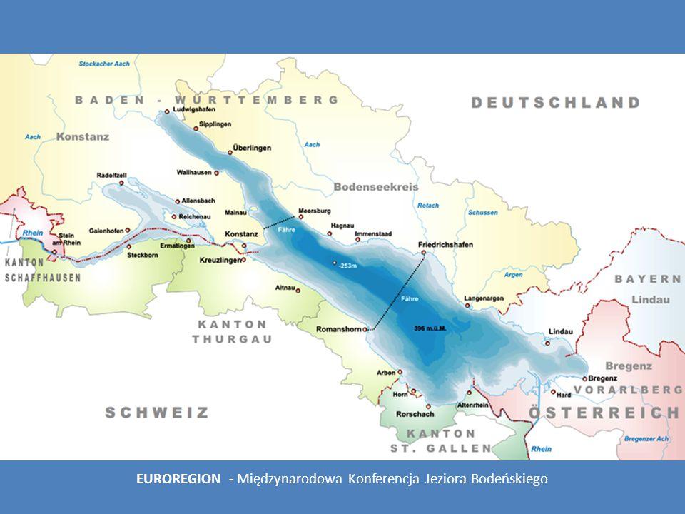 EUROREGION - Międzynarodowa Konferencja Jeziora Bodeńskiego