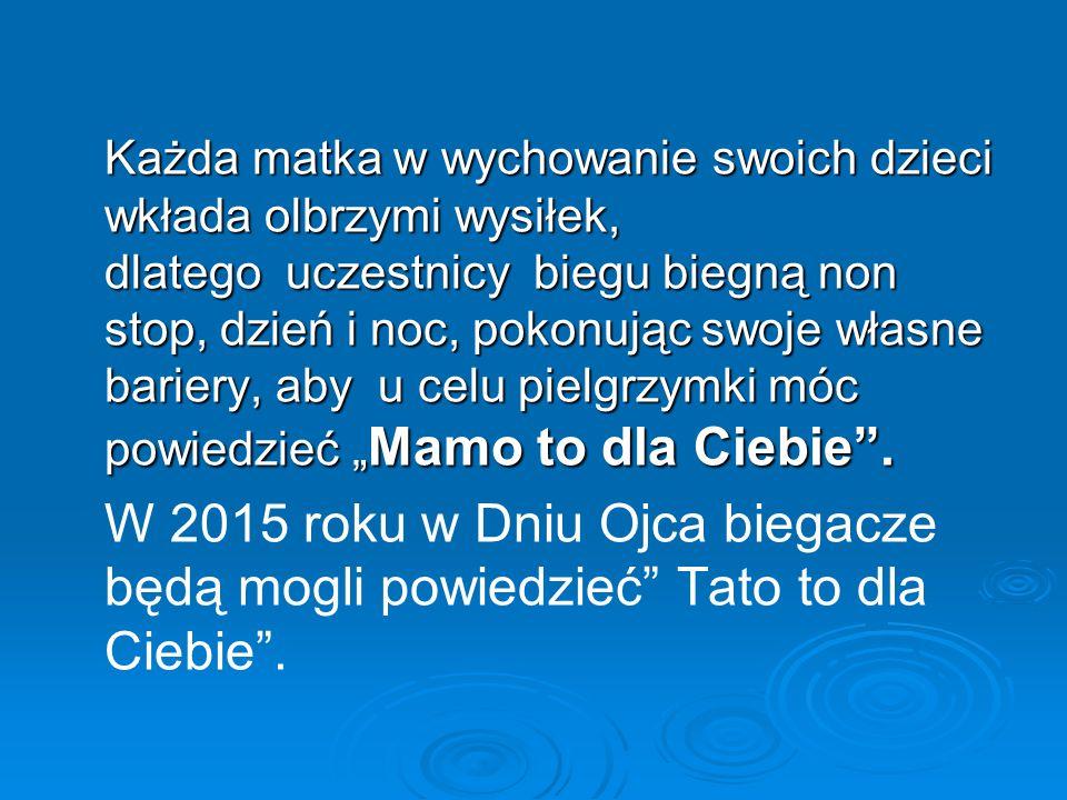 Zaczęło się w 2008 roku.Pierwszy start. Łódź- Częstochowa 120 km.