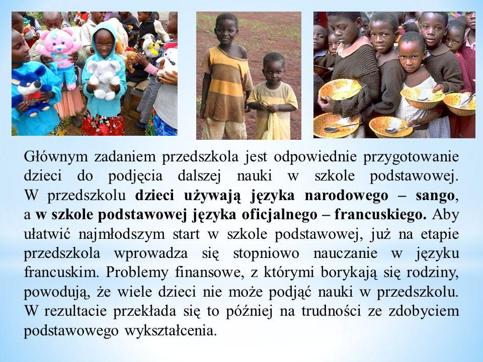 Głównym zadaniem przedszkola jest odpowiednie przygotowanie dzieci do podjęcia dalszej nauki w szkole podstawowej. W przedszkolu dzieci używają języka