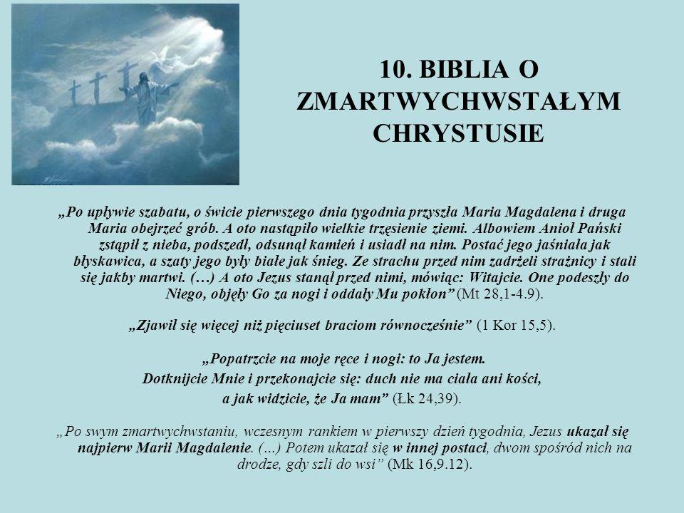 """""""Po upływie szabatu, o świcie pierwszego dnia tygodnia przyszła Maria Magdalena i druga Maria obejrzeć grób. A oto nastąpiło wielkie trzęsienie ziemi."""