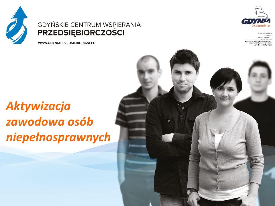 Aktywizacja zawodowa | Wsparcie pracodawców zatrudniających lub zamierzających zatrudnić osoby niepełnosprawne ze środków PFRON będących w dyspozycji Prezydenta Miasta Gdyni