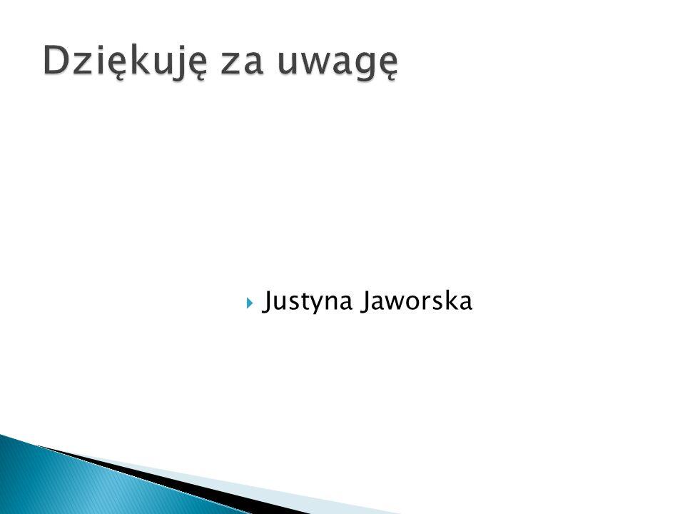  Justyna Jaworska