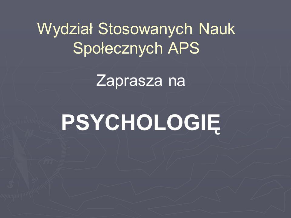 Psychologia to… NAUKAPRAKTYKA Zapewniamy praktyki w ciekawych miejscach, min.: przychodniach zdrowia, organizacjach pozarządowych, czy korporacjach Zapewniamy interaktywne wykłady, warsztaty i prace projektowe