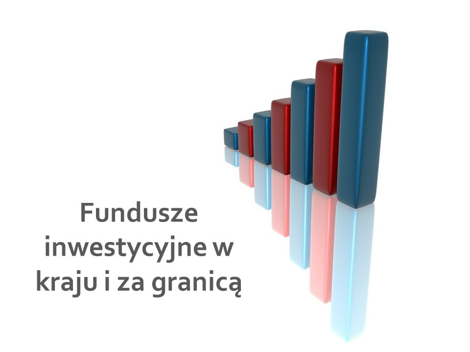 Fundusze podstawowe i powiązane Konstrukcja takiego funduszu polega na tym, że towarzystwo tworzy grupę funduszy, składającą się z jednego funduszu podstawowego (lokującego w inwestycje ryzykowne) i kilku lub kilkunastu funduszy powiązanych.