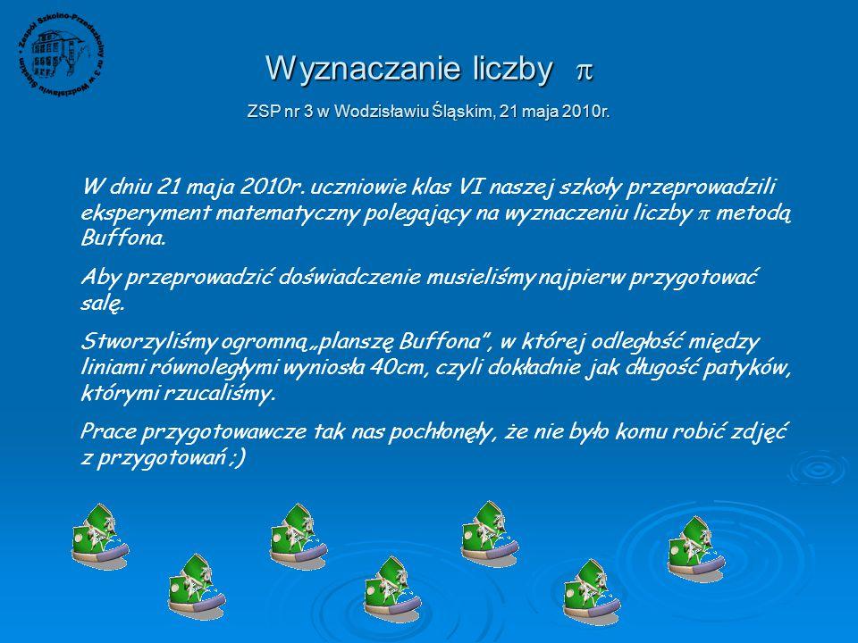 Wyznaczanie liczby  Przygotowali i przeprowadzili uczniowie Zespołu Szkolno-Przedszkolnego nr 3 w Wodzisławiu Śląskim