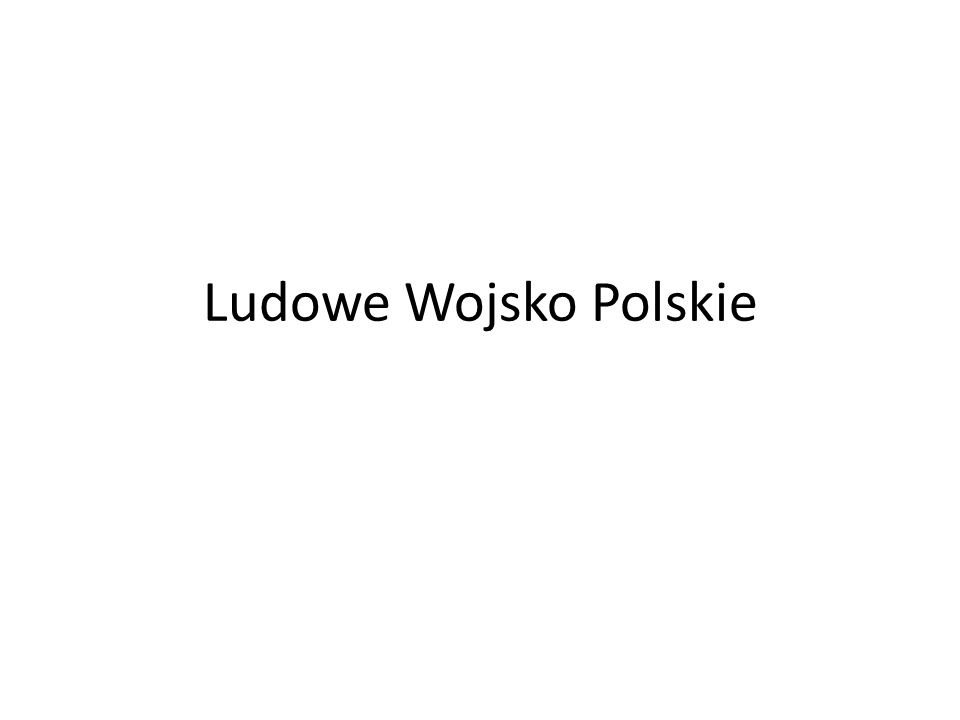Kształtowanie się obozu lewicy komunistycznej Ruch lewicowy na terenie kraju Polscy Socjaliści Robotnicza Partia Polskich Socjalistów (od 1943)