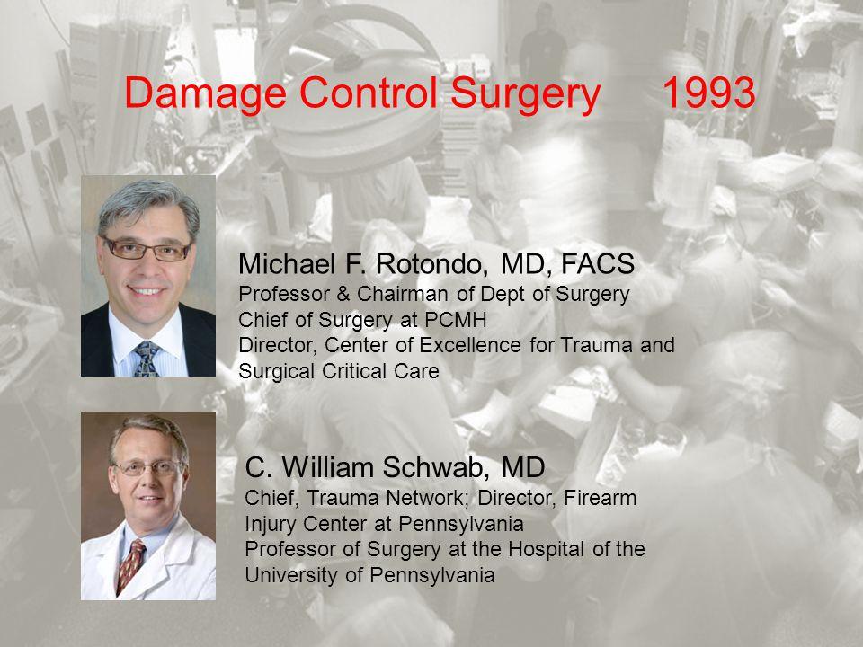 """Wskazania do """"damage control surgery : Ciężkie obrażenia jamy brzusznej – kl."""