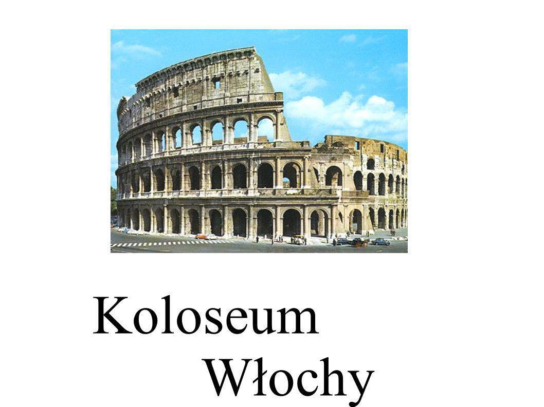 Koloseum Włochy