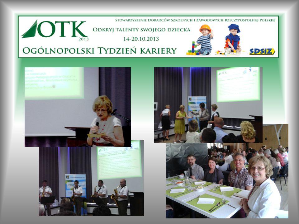 Statystyki Akces w OTK 2013: Zgłoszenia: ponad 200 organizatorów Podmioty te zaprosiły ponad 1000 partnerów Wg raportów zasięg V edycji OTK – to ok.
