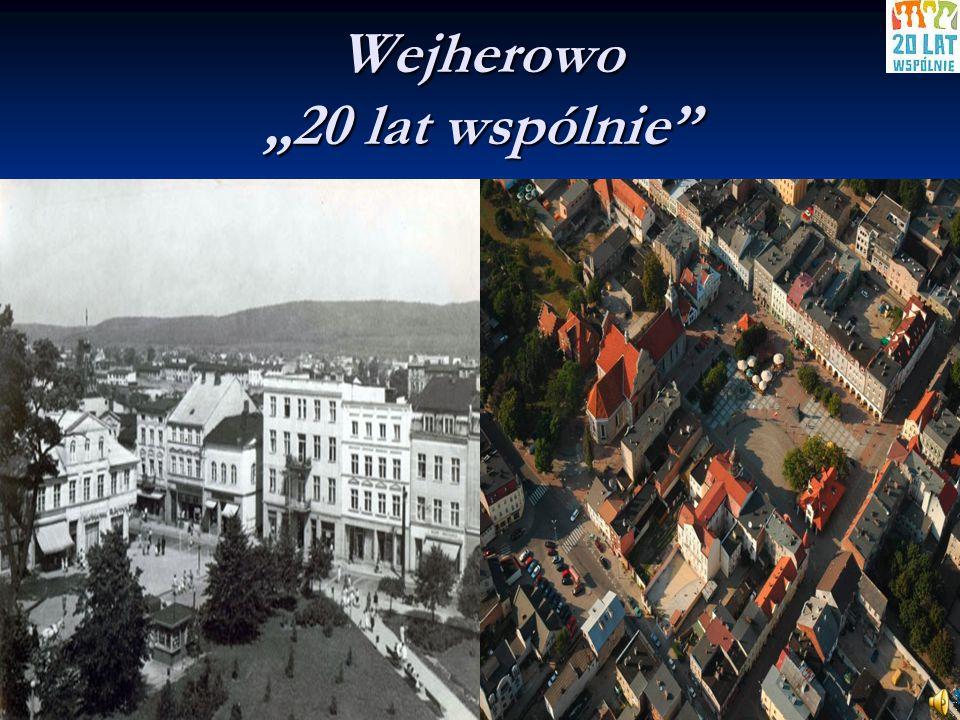"""Wejherowo """"20 lat wspólnie"""""""