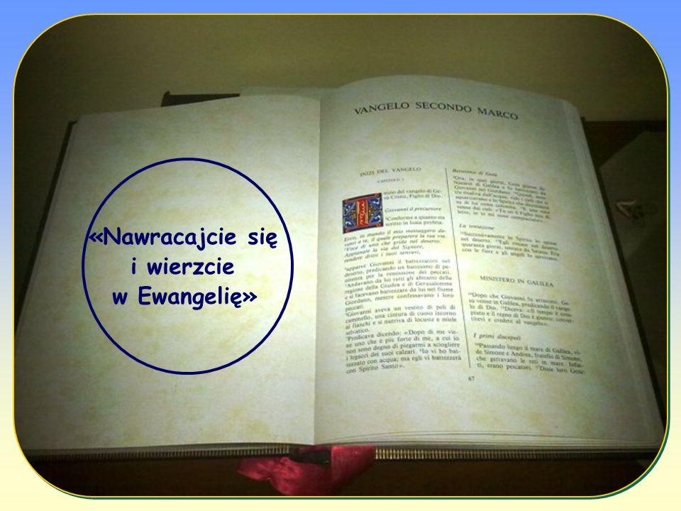 Dlatego właśnie każdy z nas może i powinien przyjąć zaproszenie Jezusa, tak bardzo przynaglające i wymagające.