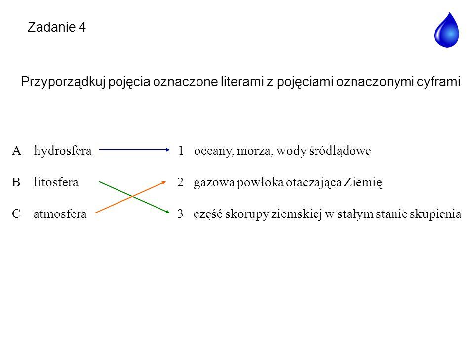 Zadanie 15 Proces wydzielania się substancji stałej z roztworu to: A.zamarzanie B.rozpuszczanie C.krystalizacja D.topnienie