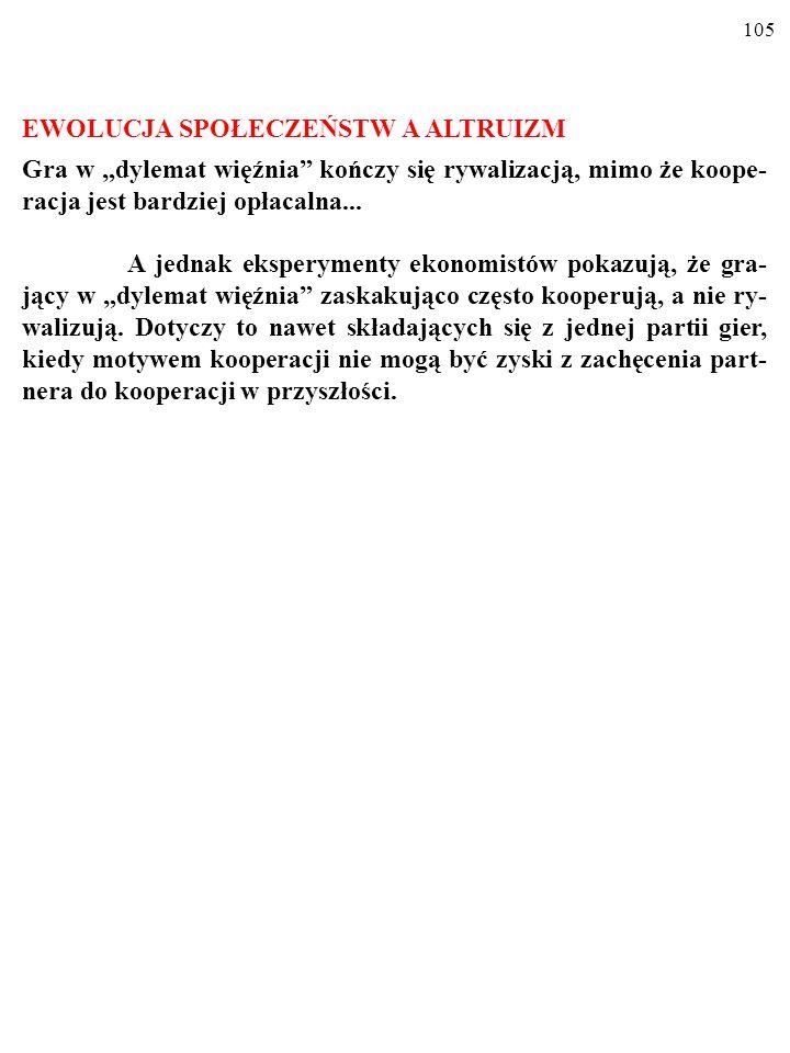 104 MATRIKSOWY TURNIEJ CD. Wygrała STRATEGIA WET ZA WET (ang.