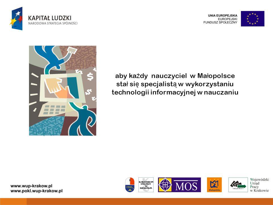Standardy przygotowania nauczycieli w zakresie technologii informacyjnej i informatyki Rada ds.
