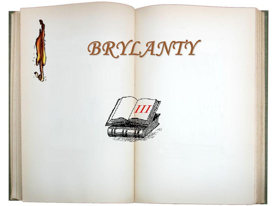 BRYLANTY