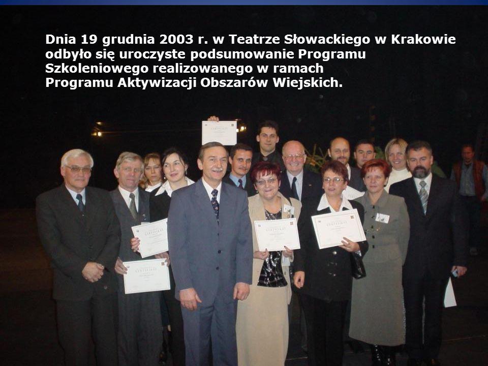 Dnia 19 grudnia 2003 r.
