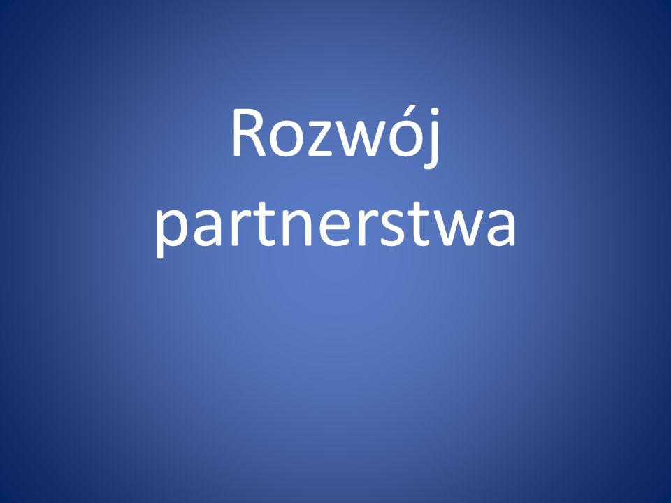 Rozwój partnerstwa