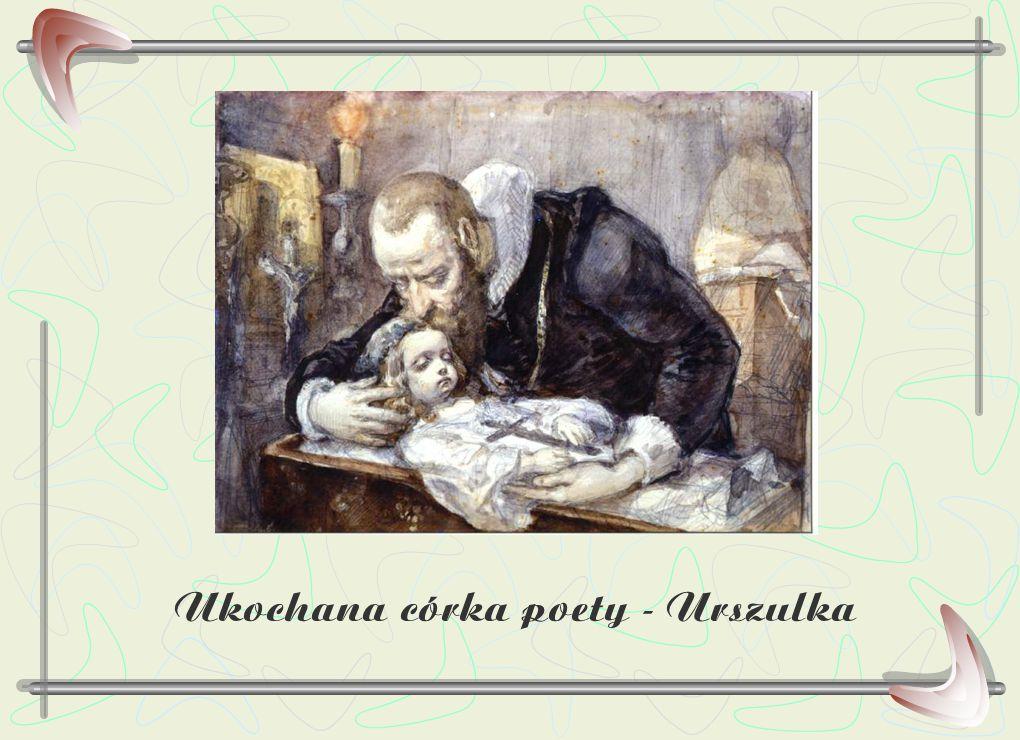 Ukochana córka poety - Urszulka