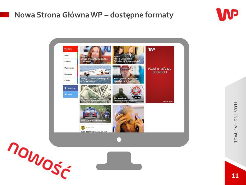 11 Nowa Strona Główna WP – dostępne formaty FLOATING HALFPAGE