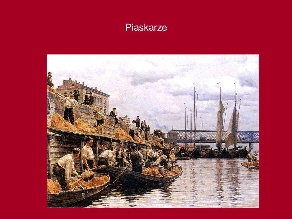 Piaskarze