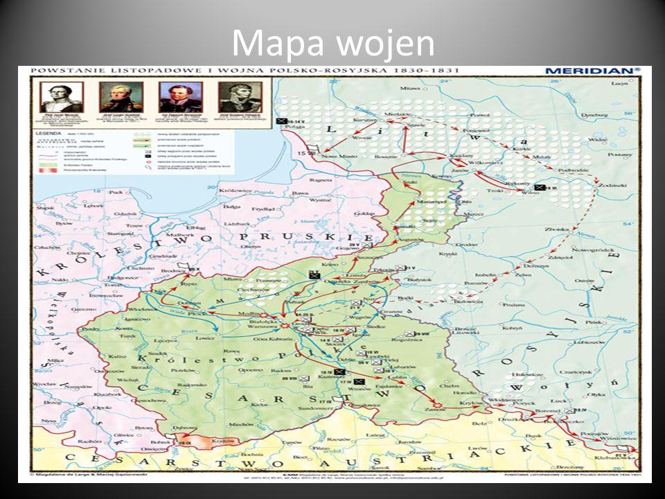 Mapa wojen