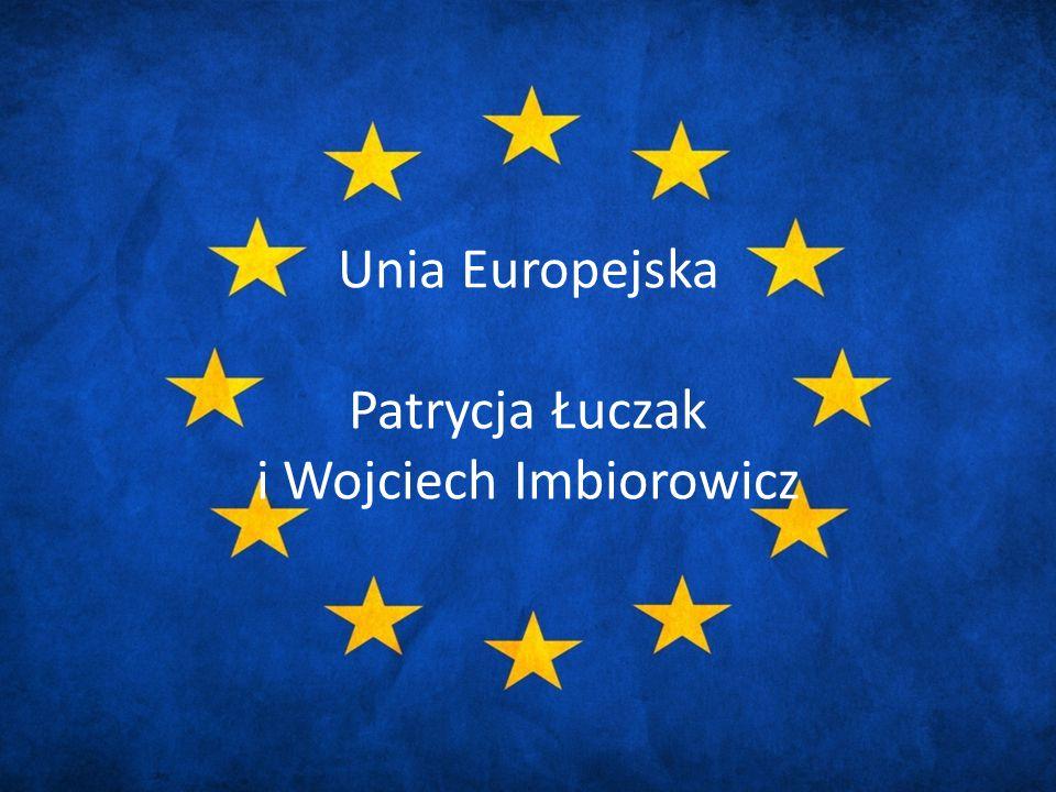 Unia Europejska Patrycja Łuczak i Wojciech Imbiorowicz