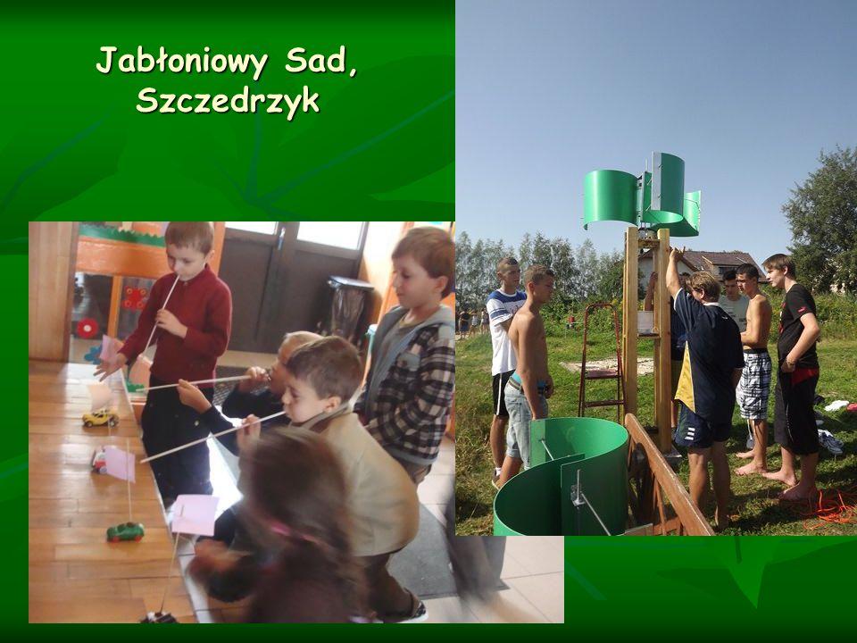 Jabłoniowy Sad, Szczedrzyk