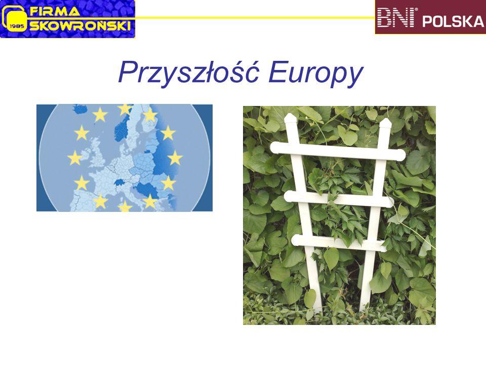 Przyszłość Europy Zero Malowania Zero Korozji Zero Konserwacji