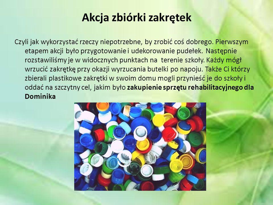 Akcja: Rodzina Rodzinie – paczka dla rodzin na Ukrainie Wpierana przez Caritas Polska akcja polega na zbiórce na terenie szkoły produktów żywnościowych, ubrań, koców i tym podobnych produktów codziennego użytku, a następnie za pośrednictwem Caritasu przekazaniem ich do rodzin na Ukrainie.