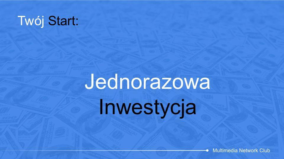 Twój Start: Jednorazowa Inwestycja