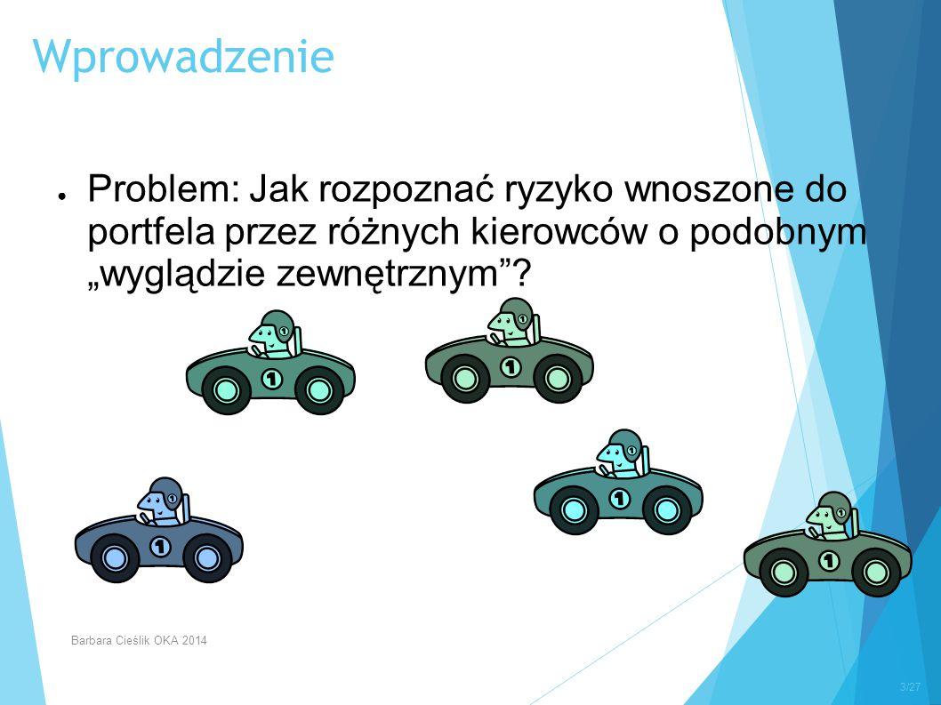 """Korzyści dodatkowe ze stosowania UBI 14/27 KLIENTZAKŁAD UBEZPIECZEŃSPOŁECZEŃSTWO BEZPIECZEŃSTWO – mniej wypadków dzięki rozważnej jeździe, ratowanie życia (""""złota godzina , sygnał na 112), prewencja kradzieży Mniej oszustw ubezpieczeniowych, dokumentacja wypadku Feedback, nauka lepszego korzystania z pojazdu (eco-driving) Możliwość kontroli stanu technicznego pojazdu (poziom oleju, stan okładzin…) - floty Wpływ na cenę polisy Lepszy portfel Szybsza wiedza o szkodzie: mniejsze rezerwy IBNR, niższe koszty likwidacji Funkcja lojalnościowa Wizerunek (nowoczesność, sprawiedliwość, troska o bezpieczeństwo) Ekologia (ograniczenie emisji spalin) Redukcja korków Większa dostępność ubezpieczenia dzięki obniżeniu cen polis dla wybranych grup (np."""