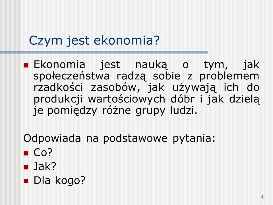 4 Czym jest ekonomia.