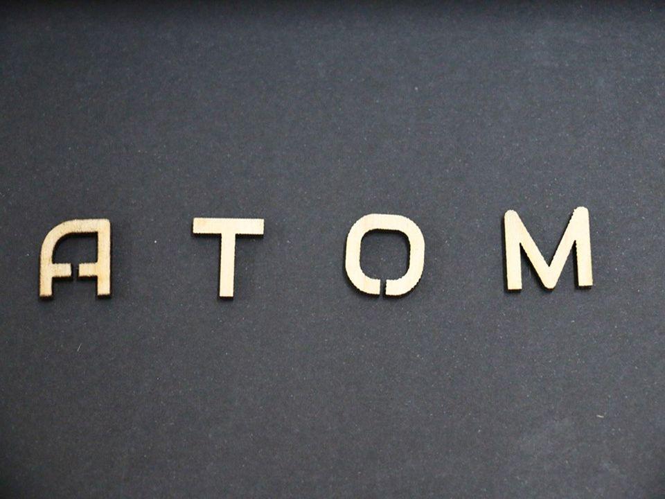 Masa atomowa jest to masa pojedynczego atomu wyrażona w unitach.