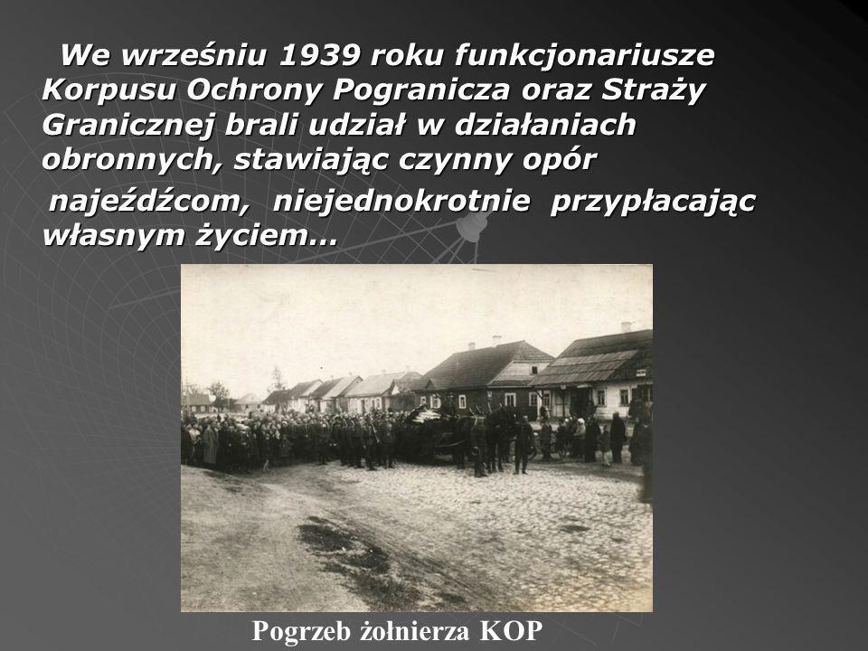 Do zadań KOP-u należało: niedopuszczanie do nielegalnych przekroczeń granicy, zwalczanie przemytu, ochrona znaków i urządzeń granicznych, jak również współdziałanie z wojskiem w dziedzinie obronności państwa.